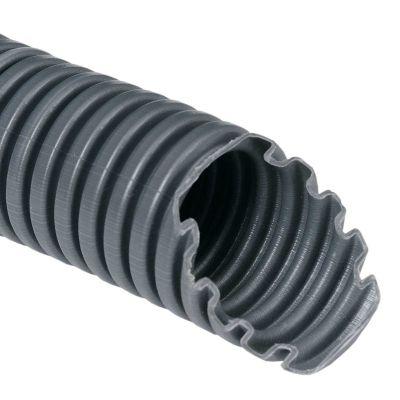 Tub flexibil PVC O16 750N cu sarma