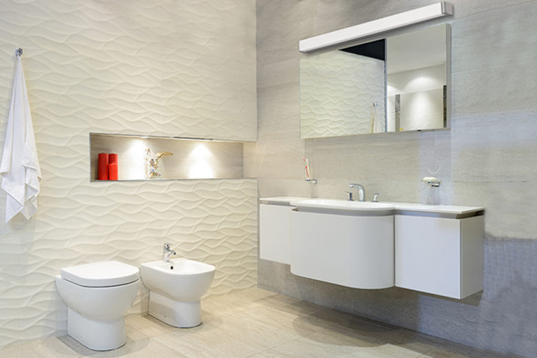 Corpuri de iluminat pentru baie- eficienta LED-urilor
